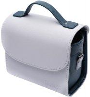 Сумка для фотоаппарата моментальной печати Fujifilm для Instax Mini 9 Smoky White