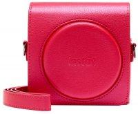 Чехол для фотоаппарата моментальной печати Fujifilm для Instax SQ6 Ruby Red