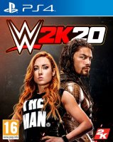 Игра для PS4 Take Two WWE 2K20