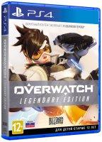 Игра для PS4 Blizzard Overwatch Legendary Edition