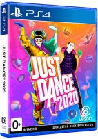 Игра для PS4 Ubisoft Just Dance 2020