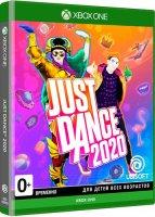 Xbox One игра Ubisoft Just Dance 2020