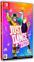 Игра для Nintendo Switch Ubisoft Just Dance 2020