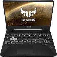"Игровой ноутбук ASUS TUF Gaming FX505DT-BQ135T (AMD Ryzen 5 3550H 2.1GHz/15.6""/1920x1080/6GB/512GB SSD/GeForce GTX 1650/DVD нет/Wi-Fi/Bluetooth/Win 10)"