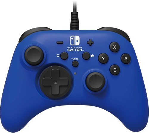 Геймпад HORI для Nintendo Switch Blue (NSW-155U)