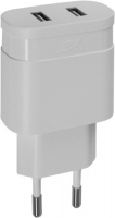 Сетевое зарядное устройство RIVACASE FC 18W с кабелем Type-С (PS4110 WD3)