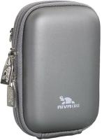 Сумка для фотокамеры RIVACASE, 7022(PU) Dark Grey  - купить со скидкой