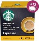 Кофе в капсулах Starbucks Blonde Espresso Roast Dolсe Gusto
