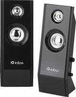 Колонки Intro SP480 Black (USB)