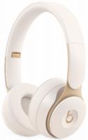Беспроводные наушники с микрофоном Beats Solo Pro Ivory (MRJ72EE/A)