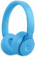 Купить Беспроводные наушники с микрофоном Beats, Solo Pro Light Blue (MRJ92EE/A)