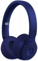 Купить Беспроводные наушники с микрофоном Beats, Solo Pro Dark Blue (MRJA2EE/A)