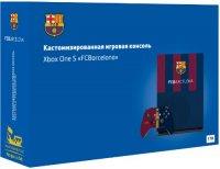 """Игровая приставка Xbox One Rainbo Xbox One S 1TB """"Барселона. Камп Ноу"""" (93118)"""