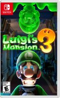 Игра для Nintendo Switch Nintendo Luigi's Mansion 3