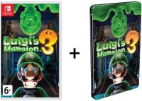 Игра для Nintendo Switch Nintendo Luigi's Mansion 3 Day-1 Edition