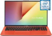 "Ноутбук ASUS ViVoBook 15 X512UA-BQ448T (Intel Core i3-7020U 2.3GHz/15.6""/1920х1080/4GB/256GB SSD/Intel HD Graphics 620/DVD нет/Wi-Fi/Bluetooth/Win10)"