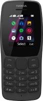 Мобильный телефон Nokia 110DS (2019) Black (ТА-1192)