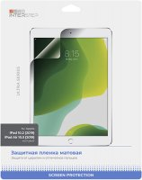 Защитная пленка InterStep Ultra для iPad 10.2/iPad Air 10.5 (IS-SF-APPIPA719-92IF0-MVGD00)