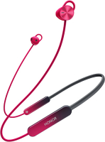 Беспроводные наушники с микрофоном Honor Sport Pro Red (AM66-L) фото
