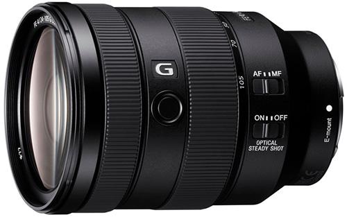 Объектив Sony FE 24-105 мм F4 G OSS (SEL24105G)
