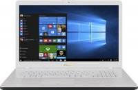 "Ноутбук ASUS ViVoBook 17 X705UB-GC317T (Intel Pentium 4417U 2.3GHz/17.3""/1920х1080/8GB/256GB SSD/nVidia MX110/DVD нет/Wi-Fi/Bluetooth/Win 10)"