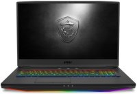 "Игровой ноутбук MSI GT76 Titan 9SG-062RU (Intel Core i9-9900K 3600Mhz/17.3""/3840х2160/64GB/1TB+512GB SSD/DVD нет/NVIDIA GeForce RTX 2080/Wi-Fi/Bluetooth/Win 10 Home)"