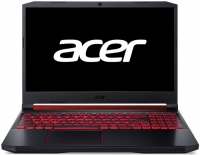 Купить Игровой ноутбук Acer, Nitro 5 AN515-54-52N7 NH.Q59ER.02C (Intel Core i5-9300H 2400Mhz/15.6 /1920x1080/8GB/512GB SSD/DVD нет/NVIDIA GeForce GTX1650/Wi-Fi/Bluetooth/Linux)