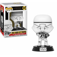 FUNKO POP! BOBBLE: STAR WARS EP 9: FIRST ORDER JET TROOPER (39899)