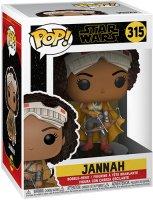 Фигурка Funko POP! Bobble: Star Wars Ep 9: Jannah (39884)