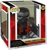 Фигурка Funko POP! Vinyl: Deluxe: Star Wars Ep 9: Supreme Leader Kylo Ren (39914)