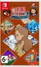 Игра для Nintendo Switch Nintendo LMJ: Katrielle and Millionaires' Conspiracy Deluxe