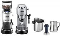 Кофеварка DeLonghi Barista Pack ECKG6821.M