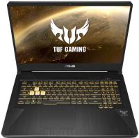 Купить Игровой ноутбук ASUS, TUF Gaming FX705DT-AU039T (AMD Ryzen 7 3750H 2300Mhz/17.3 /1920x1080/8GB/512GB SSD/DVD нет/NVIDIA GeForce GTX 1650/Wi-Fi/Bluetooth/Win 10)