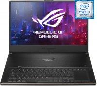 "Ноутбук игровой ASUS ROG Zephyrus S GX701GWR-EV090T (Intel Core i7-9750H 2600Mhz/17.3""/1920x1080/32GB/1TB SSD/DVD нет/NVIDIA GeForce RTX 2070/Wi-Fi/Bluetooth/Win 10)"