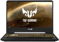 "Игровой ноутбук ASUS TUF Gaming FX505DU-AL187T (AMD Ryzen 7 3750H 2300Mhz/15.6""/1920x1080/16GB/1TB SSD/DVD нет/NVIDIA GeForce GTX1660Ti/Wi-Fi/Bluetooth/Win 10)"