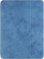 Купить Чехол для планшета InterStep, Fabric EL iPad 2019 Blue (IS-FFT-APPIPAD19-FB08O-EL0000)