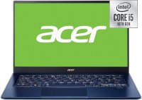 "Ультрабук Acer Swift 5 SF514-54T-57DS (NX.HHUER.005) (Intel Core i5-1035G1 1GHz/14""/1920х1080/8GB/512GB SSD/Intel UHD Graphics/DVD нет/Wi-Fi/Bluetooth/Win10)"