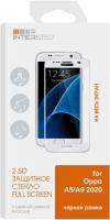 Купить Защитное стекло 2.5D InterStep, для Оppo A5/A9 2020 Black (IS-TG-OPPA5A920-02AFB0-000B202)