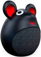 Портативная колонка InterStep SBS-420 Little Mouse, Black