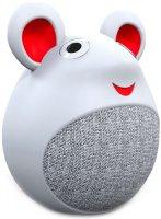 Портативная колонка InterStep SBS-420 Little Mouse White