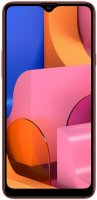 Смартфон Samsung Galaxy A20s Red 32GB (SM-A207F/DS)