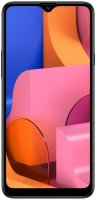 Смартфон Samsung Galaxy A20s Black 32GB (SM-A207F/DS)