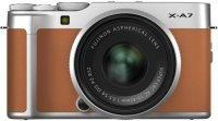 Системный фотоаппарат Fujifilm X-A7 15-45 Camel