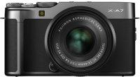 Системный фотоаппарат Fujifilm X-A7 15-45 Dark Silver