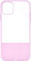 Купить Чехол InterStep, Contrast LS EL для iPhone 11 Purple (IS-FCC-IPH612019-CT07O-ELBT00)