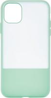 Купить Чехол InterStep, Contrast LS EL для iPhone 11 Green (IS-FCC-IPH612019-CT10O-ELBT00)