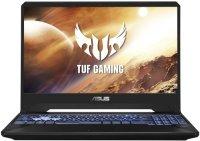 "Игровой ноутбук ASUS TUF Gaming FX505DV-BQ016T (AMD Ryzen 7 3750H 2.3GHz/15.6""/1920х1080/16GB/512GB SSD/NVIDIA GeForce RTX 2060/DVD нет/Wi-Fi/Bluetooth/Win10)"