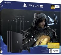 Игровая приставка PlayStation 4 Pro 1TB + Death Stranding