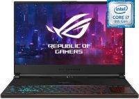 "Игровой ноутбук ASUS ROG Zephyrus S GX531GXR-AZ047T (Intel Core i7-9750H 2.6GHz/15.6""/1920х1080/24GB/1TB SSD/NVIDIA GeForce RTX 2080/DVD нет/Wi-Fi/Bluetooth/Win10)"