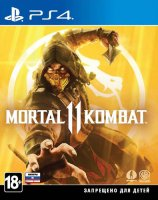 Игра для PS4 WB Mortal Kombat 11